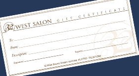 Mother's Day Gift Certificates